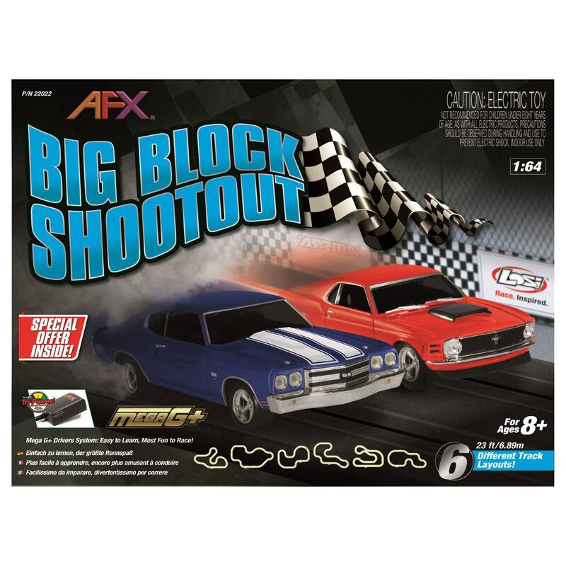 Big Block Shootout Set, 23ft Item No. AFX22022