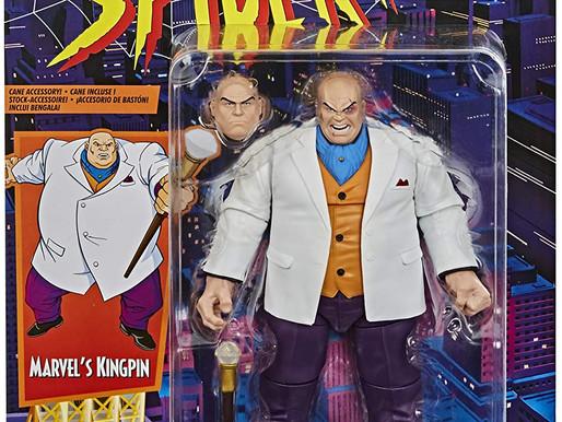 Spider-Man Marvel Legends Series 6-Inch Kingpin Action Figure - Exclusive