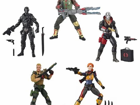 G.I. Joe Classified Series 6-Inch Action Figures Wave 1 Case