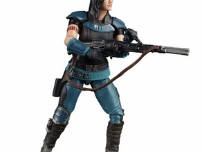 Star Wars The Vintage Collection The Mandalorian Cara Dune 3 3/4-Inch Action Figure