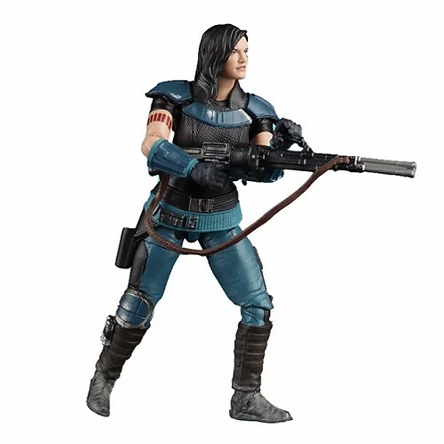 Star Wars The Vintage Collection The Mandalorian Cara Dune 3 3/4-Inch Action Fig