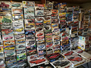 Hugh Model Collection Coming to Allentown Slot and Toy Car Show..