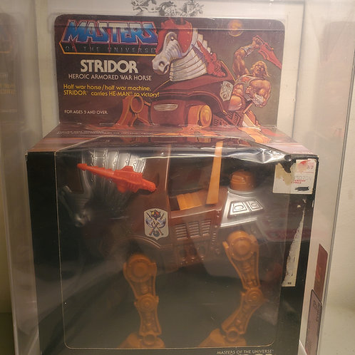 1984 Masters Of The Universe Stridor AFA Graded