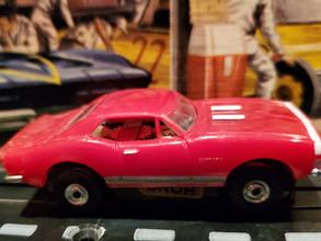 Model Motoring 1967 Camaro