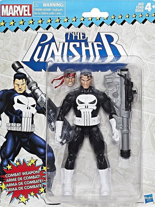 Marvel Legends Vintage Wave 1 Punisher Action Figue