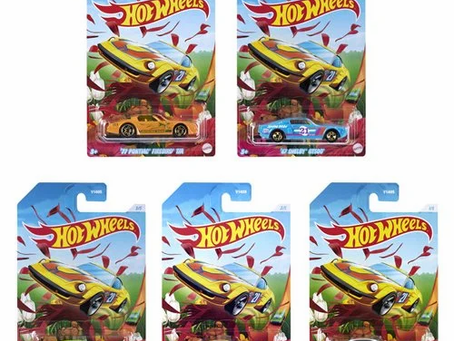 Hot Wheels Spring 2021 Mix Vehicle