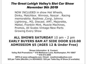 Slot Car Show Coming-Allentown Pa