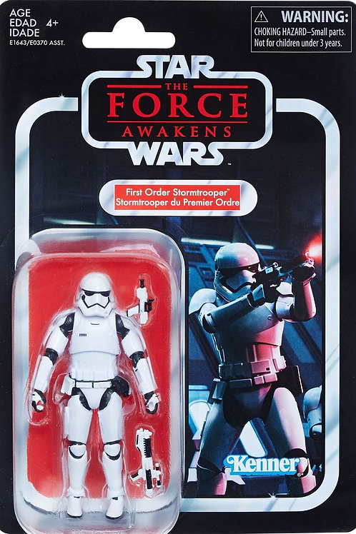 Star Wars The Vintage Collection First Order Stormtrooper VC-118