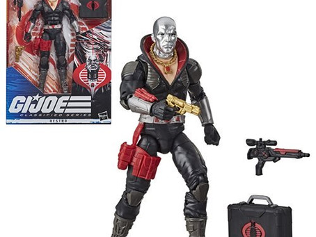 G.I. Joe Classified Series 6-Inch Destro Action Figure