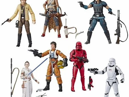 Star Wars The Black Series 6-Inch Action Figures Wave 2