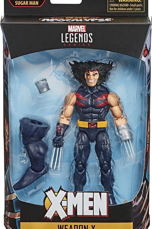 "X-Men: Age of Apocalypse Weapon X with Sugar Man ""BAF""."