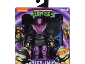 Teenage Mutant Ninja Turtles: Turtles in Time -NECA