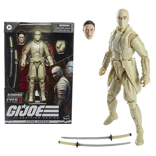 G.I. Joe Classified Series Movie Storm Shadow Action Figure