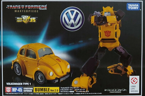 Transformers Masterpiece 6 Inch Action Figure Television Series - Bumblebee MP-4