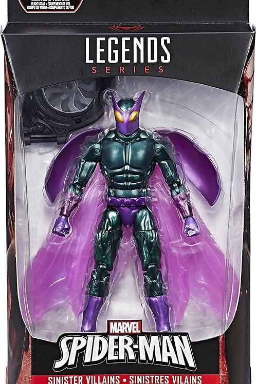 "Spiderman: Homecoming  Marvel Legends   Beetle  with Vulture  ""BAF"""