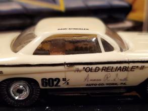 MEV Originals 62 Dace Strickler Ole Reliable HO Slot Car