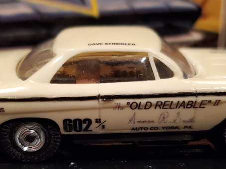 MEV Originals 62 Dace Strickler Ole Reliable HO Slot Car
