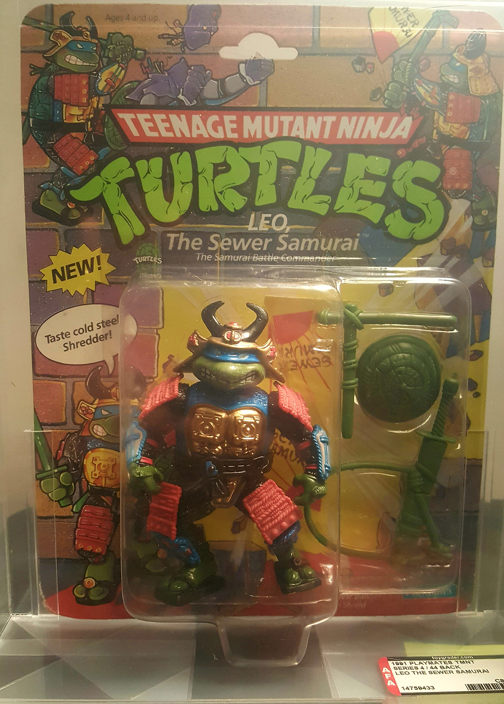 Vintage TMNT Action Figures Http://www.valleygoto.com