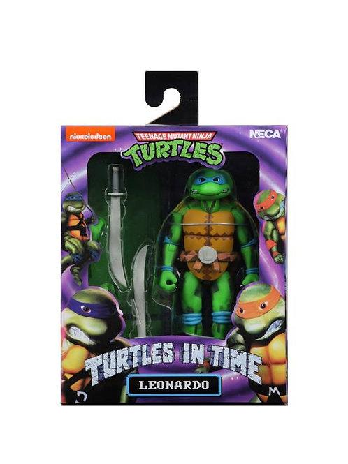 TMNT: Turtles in Time Leonardo