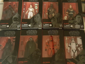 Star Wars The Black Series Wave 1