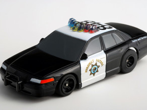 Tomy Mega G Highway Patrol #848 21034