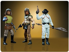 Star Wars The Vintage Collection Skiff Guard Action Figure 3-Pack - Exclusive