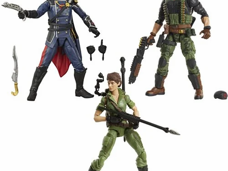 G.I. Joe Classified Series 6-Inch Action Figures Wave 4 Case-Coming In July