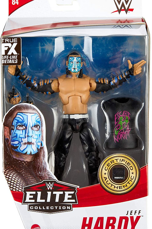 WWE Jeff Hardy Elite Collection Action Figure Wave 84