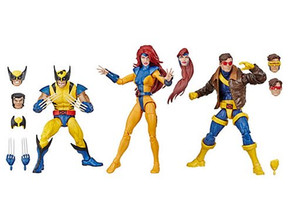 Marvel Legends X-Men Jean Grey, Cyclops, and Wolverine 6-Inch Action Figure 3-Pack -ShippingDecember