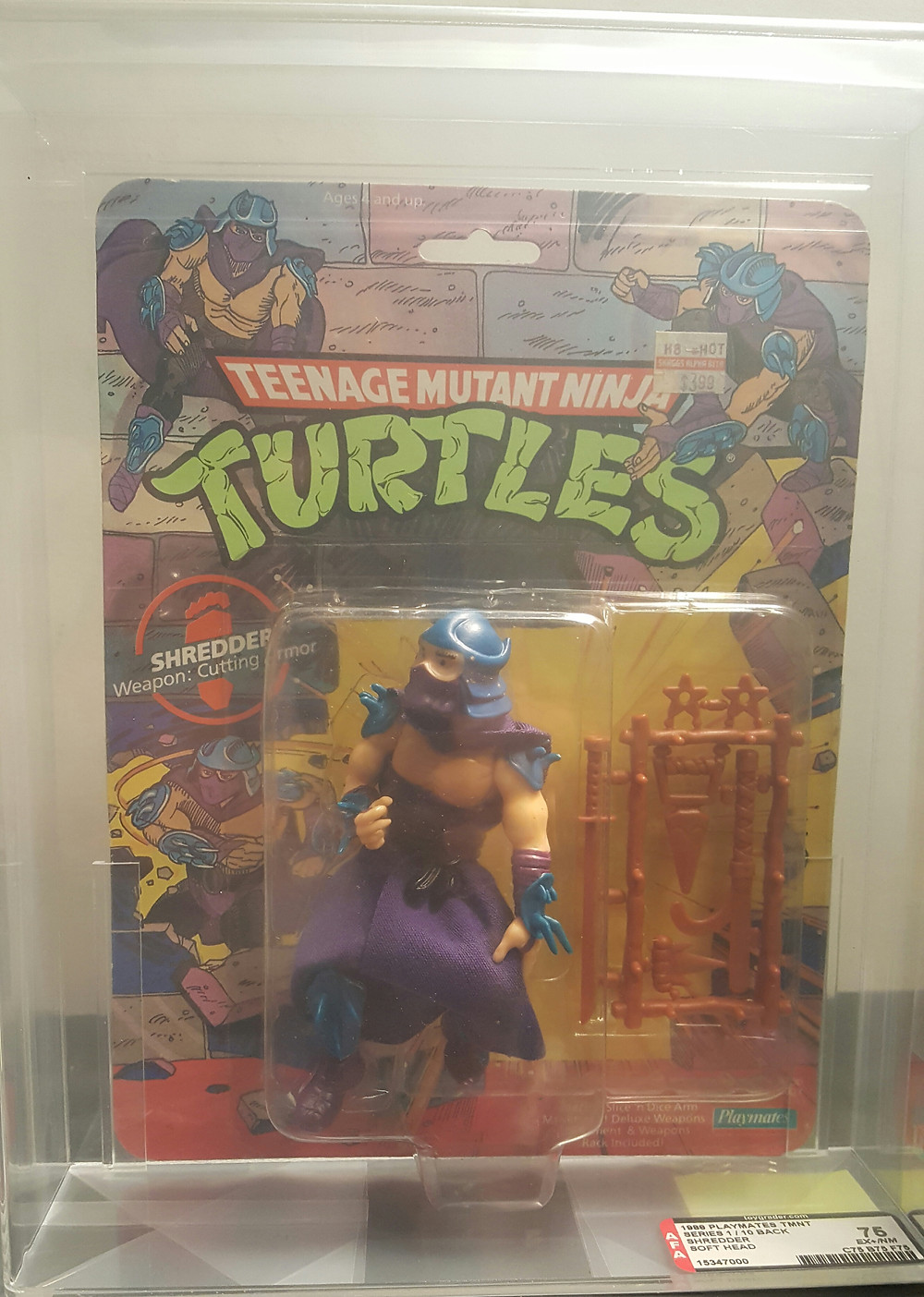 Vrhobbies we specialize in Teenage Mutant Ninja Turtles Varitiaons and MOC items http://www.valleygoto.com