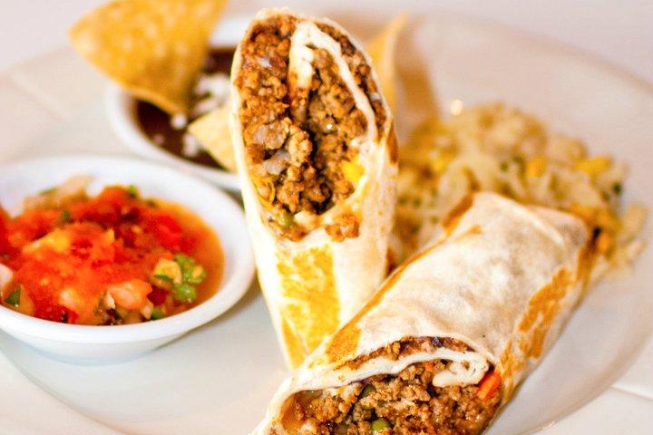 Burrito  | Aroma´s Cantina