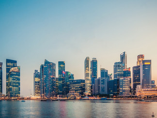 Would you agree that Singapore is an example of how a country could embrace economic prosperity with