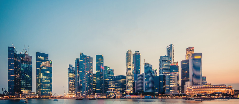 YOUR TRAVEL GUIDE TO SINGAPORE