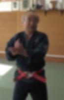 Nobumasa Yoshida sensei ju toku juku
