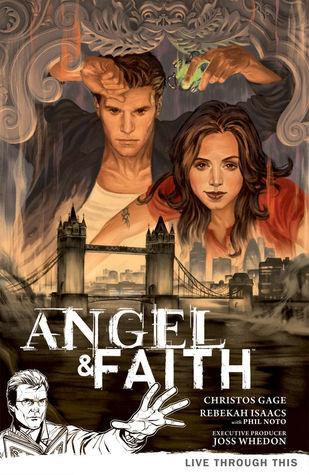 Angel & Faith Volume One Cover