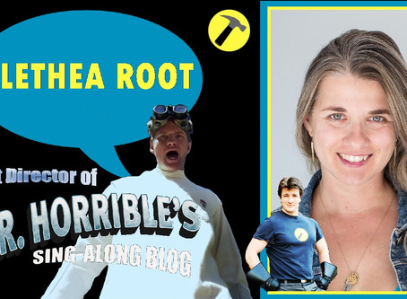 Dr. Horrible's Alethea Root Comes to WhedonCon
