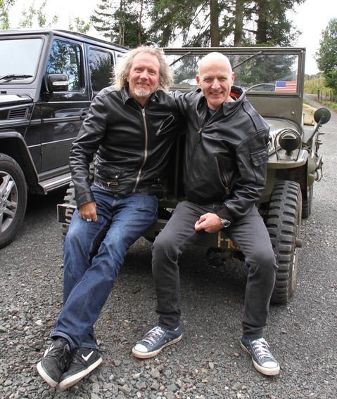 Dave & Muddy