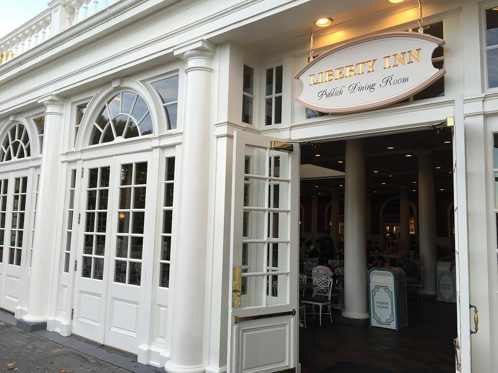 Liberty Inn, Epcot