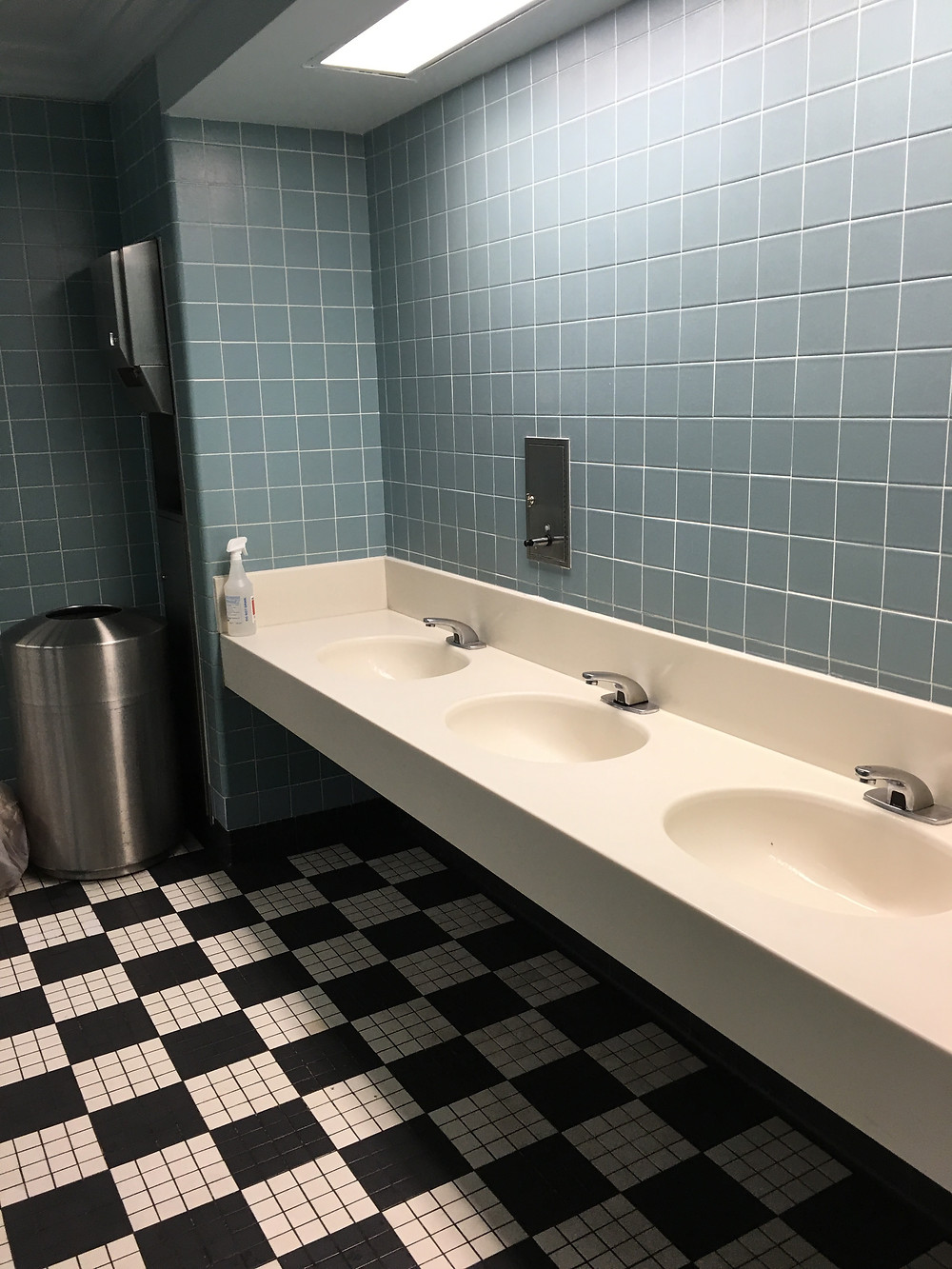 Sink Station, American Adventure Restroom, EPCOT
