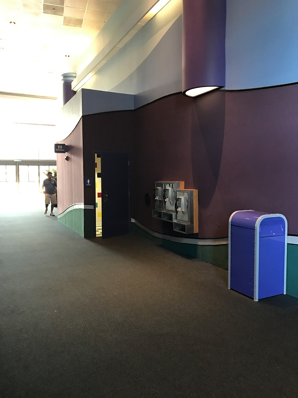 View of the Women's Loo, Innoventions West