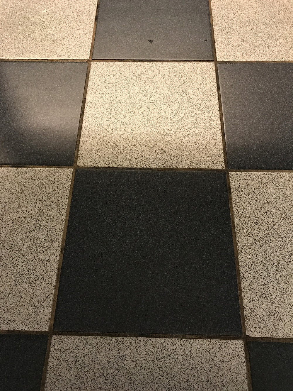 Chessboard Floor Tile, Innoventions West Loo, Epcot