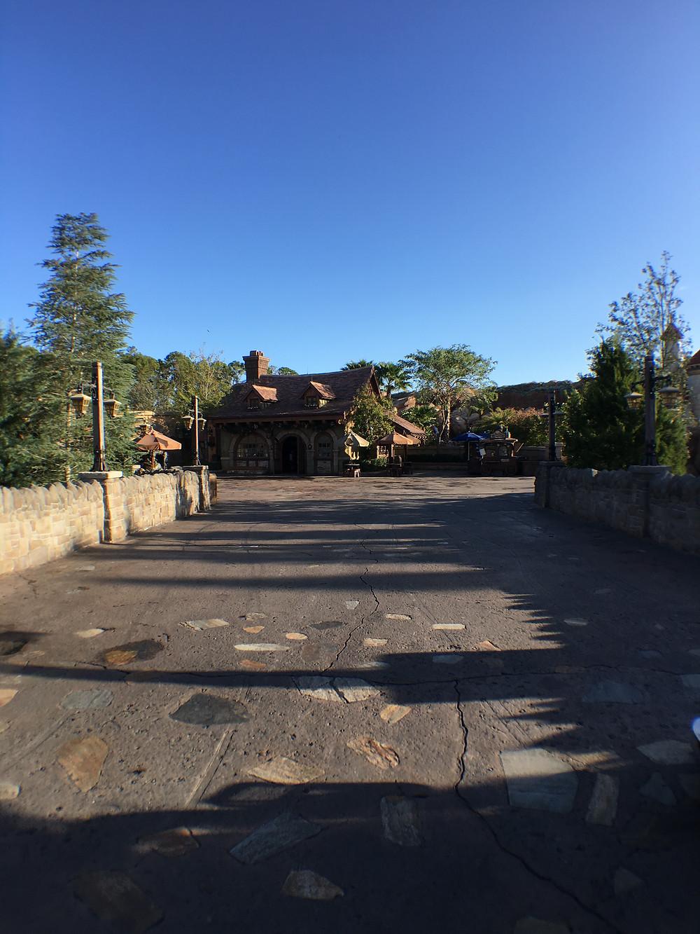 The Bridge to Belle's Village