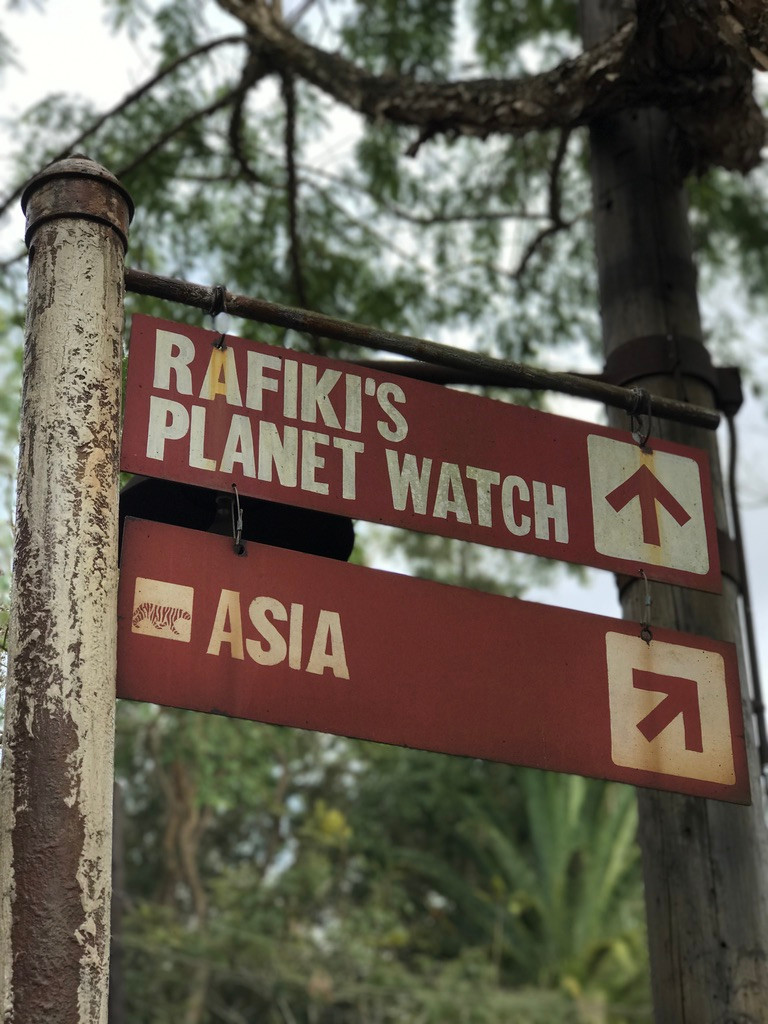 Rafki's Planet Watch -- at the corner of Asia and Africa