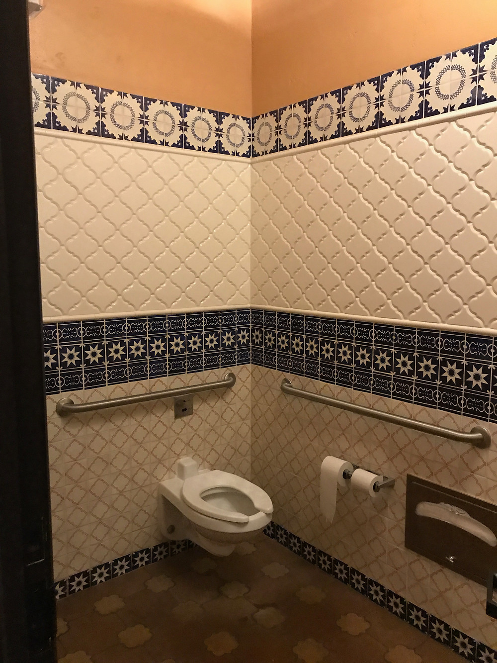 Private Loo, Skipper Canteen Bathroom