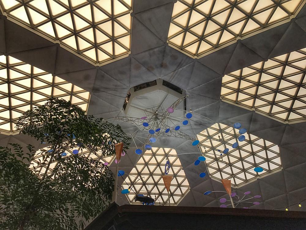 Wonders of Life Pavilion Ceiling