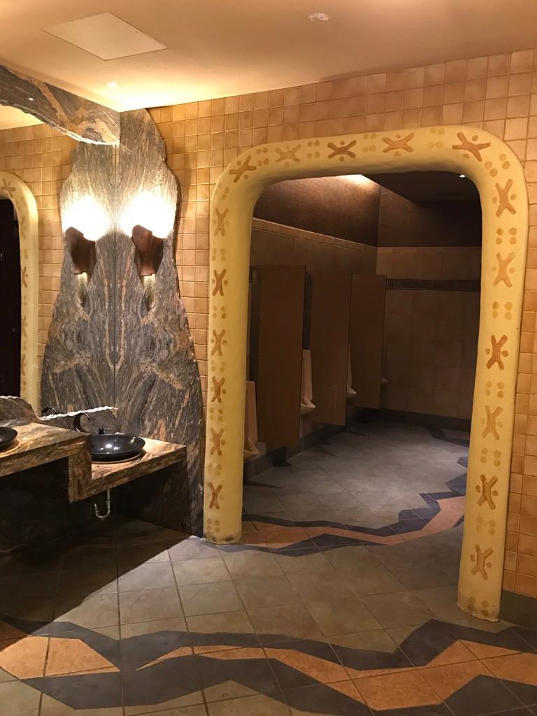Global View, Sanaa Restroom