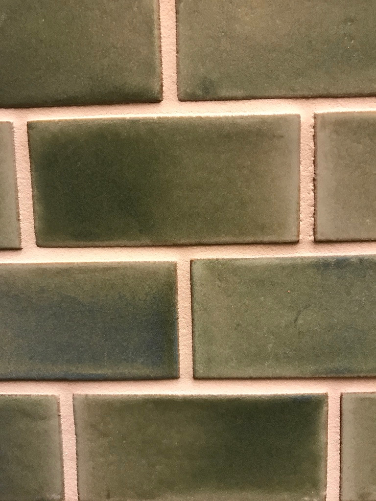 Tile Pattern, Tiffins Restroom, Animal Kingdom