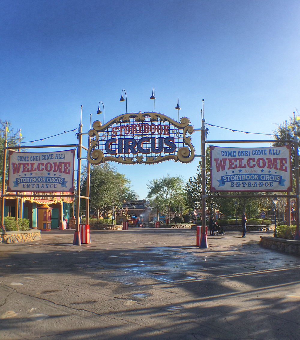 Gateway to Storybook Circus