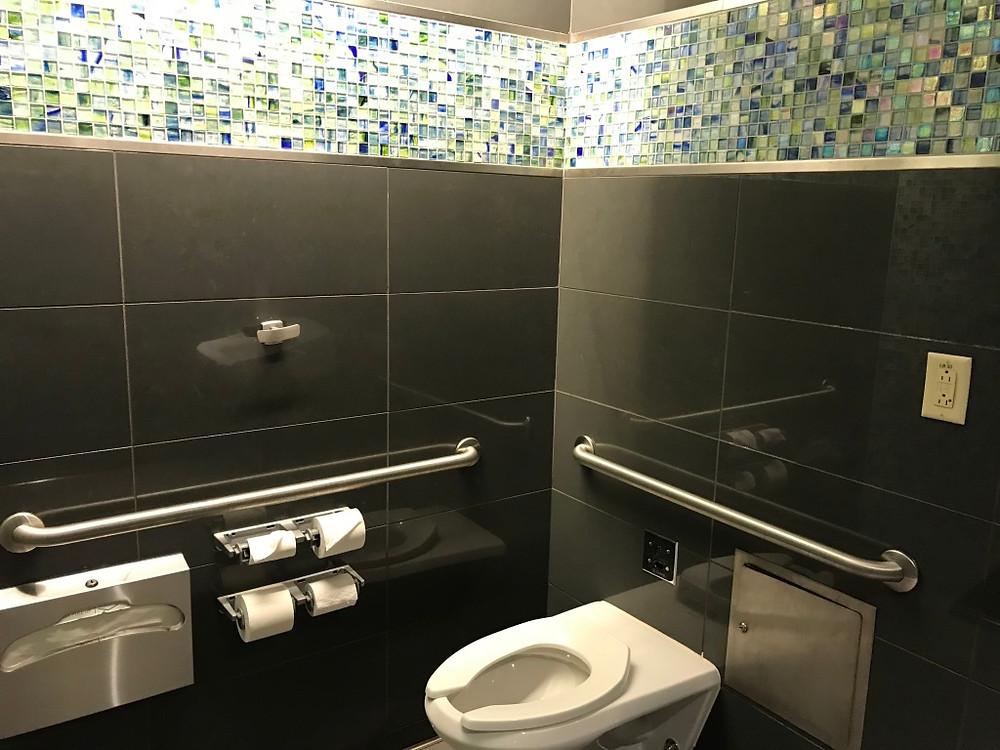 ADA-Compliant Stall, Satu'li Canteen Restroom