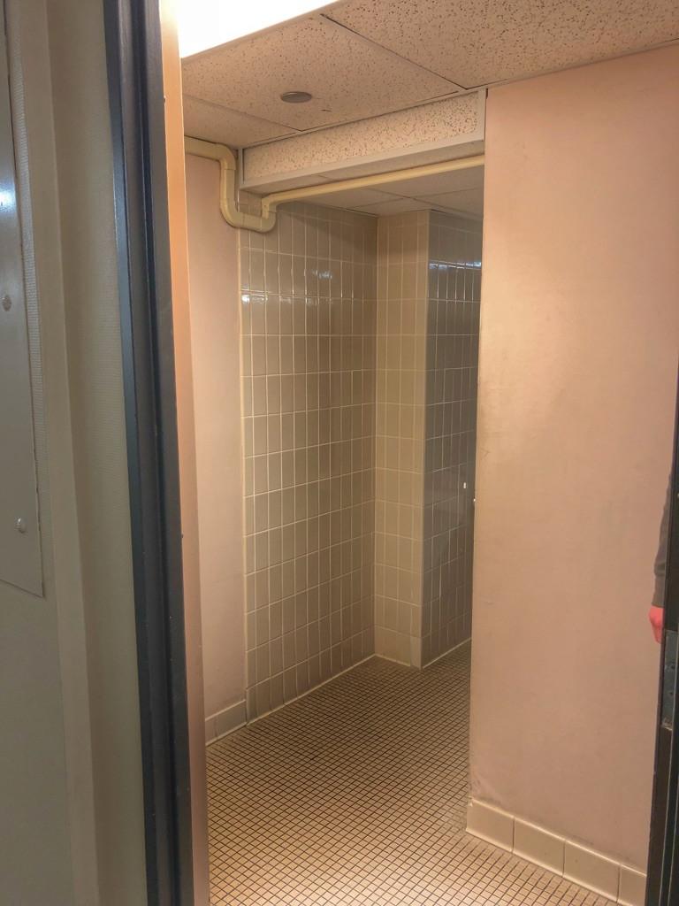 Men's Room Foyer, Third Floor, The Contemporary Resort